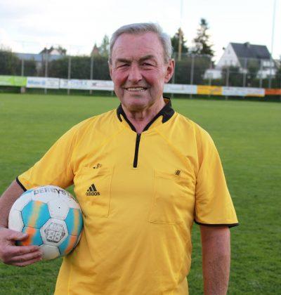 Ein halbes Jahrhundert Schiedsrichter