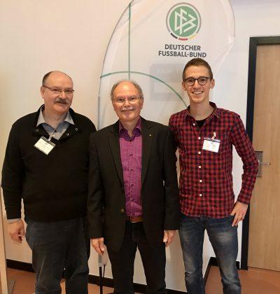Eifeler Vertreter bei DFB-Schiedsrichtertagung
